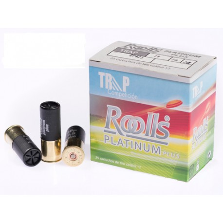 ROOLLS PLATINUM PLUS T4-24 GRS.
