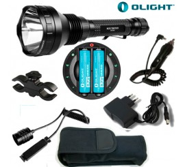 KiT OLIGHT M3X 1200 LUMENS RECARGABLE