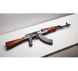 Inutilización de Rifles Automáticos y Semiautomáticos
