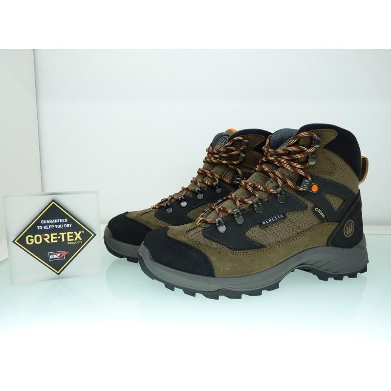 Terrier GTX color marr/ón Botas de caza con Goretex