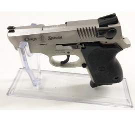 PISTOLA SMITH WESSON CS9 CROMADA 9MMPB