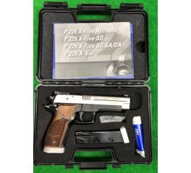 Pistola SIG SAUER P226 X FIVE ALLROUND 9PB