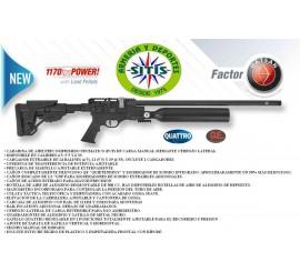 Carabina PCP HATSAN modelo FACTOR