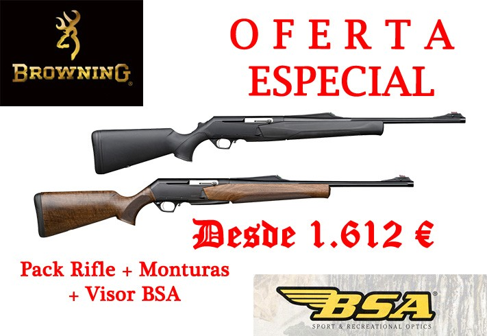 PACK BROWNING+BSA